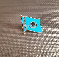 Значок Флаг Казахстана
