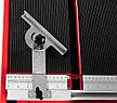 "Электроплиткорез ЗУБР ""МАСТЕР"", длина реза 920 мм, диск 200 мм, глубина реза 90°-32мм/45°-28мм, стол 960x400 мм, 1000Вт, фото 4"