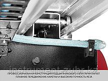 "Электроплиткорез ЗУБР ""МАСТЕР"", длина реза 920 мм, диск 200 мм, глубина реза 90°-32мм/45°-28мм, стол 960x400 мм, 1000Вт, фото 2"