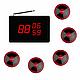 Кнопка вызова IBELLS 315 - ВЛАГОЗАЩИЩЁННАЯ КНОПКА ВЫЗОВА (ВИШНЯ), фото 2