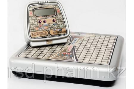 Электронные медицинские напольные весы ВМЭН-200-50/100-Д2-А, фото 2