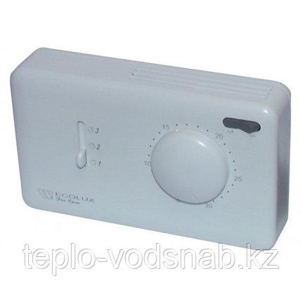 Термостат комнатный Ecolux Fan Comfort (для фанкойлов), фото 2