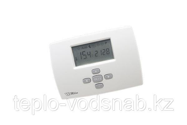 Термостат комнатный с часами Milux Weekly (на неделю)
