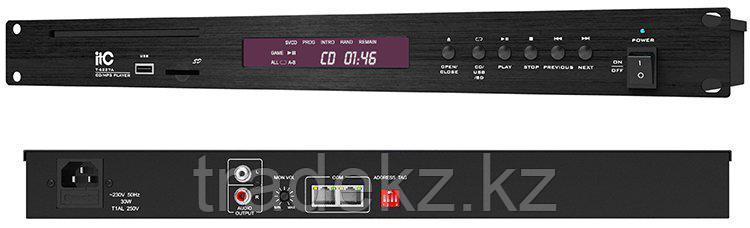 ITC Audio T-6227 Универсальный CD-MP3 проигрыватель - фото 1