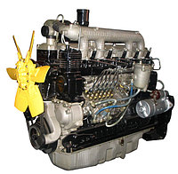 Двигатели ММЗ