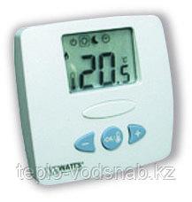 Термостат для теплого пола с датчиком температуры  и ЖК дисплеем WFHT-LCD, фото 2