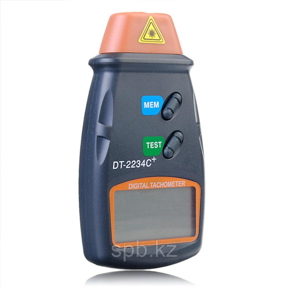 Цифровой лазерный тахометр DT-2234C+
