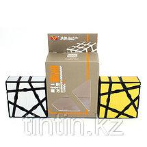 Ленивый кубик - YJ MoYu 1x3x3 Floppy Ghost, фото 3