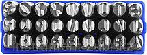Клейма ЗУБР буквенные латинские, шрифт 5мм, фото 3