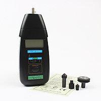 Цифровой контактный тахометр DT-2235B+