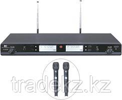ITC Audio T-521UF Беспроводная микрофонная станция с двумя ручными микрофонами