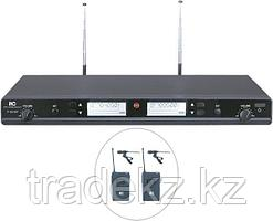 ITC Audio T-521UP Беспроводная микрофонная станция c двумя петличными микрофонами
