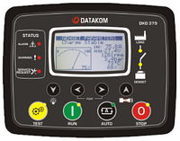 DKG-379 Контроллер для генератора постоянного тока