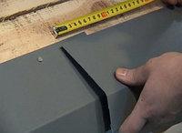 Карниз металлический ( капельник ) 2 м.п.