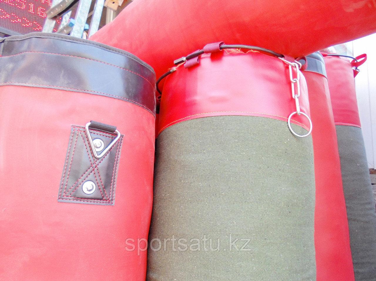 Боксерская груша брезент100см