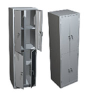 Железный шкаф для документов, фото 1