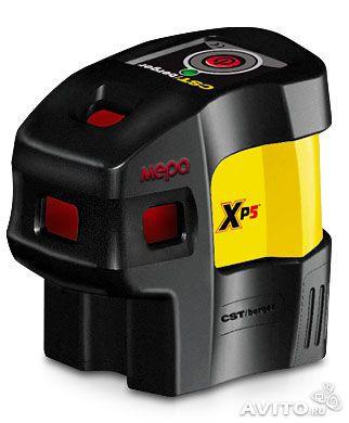 Лазерный отвес CST  XP5