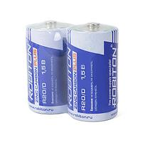 Батарейка Robiton Plus D  R20 солевая