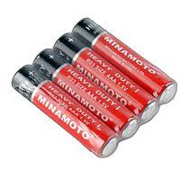 Батарейка Minamoto Heavy Duty AAA
