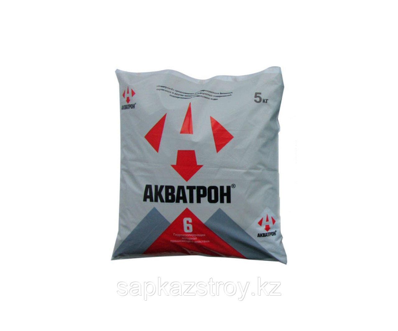 Герметик АКВАТРОН 6