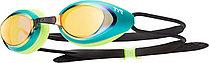 Тренировочные очки для плавания Tyr Black Hawk Racing Mirrored 298