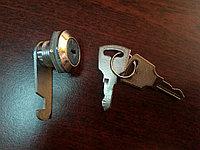 Замок для шкафов с ключом