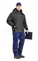 Тахо куртка мужская черная