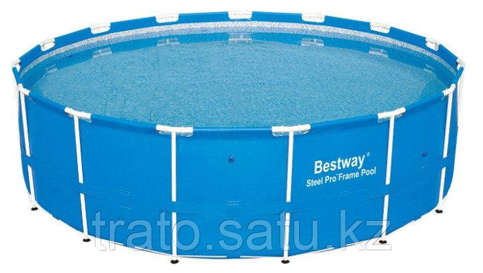 Каркасный бассейн 305х76см Bestway