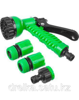 Пистолет-распылитель РОСТОК, 427368, пластиковый корпус, 7 режимов полива