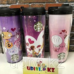 Термокружки Starbucks ко дню св.Валентина