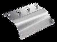 DKC Металлический ограничитель радиуса изгиба кабеля,  L = 100 мм, фото 1