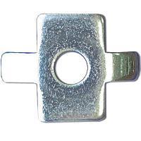 DKC Шайба четырехлепестковая для соед. провол. лотка (в соединении с винтом M6x20), фото 1