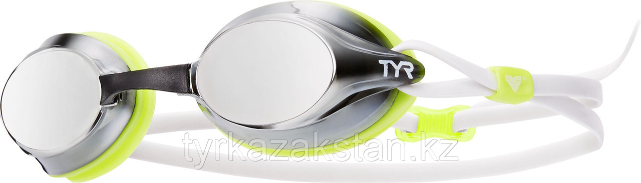 Очки для плавания TYR Velocity Metallized 658