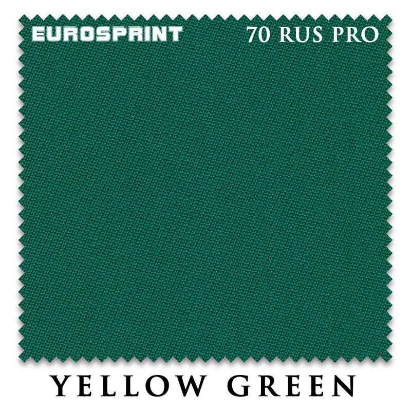 Сукно бильярдное Eurosprint 70 Rus Pro
