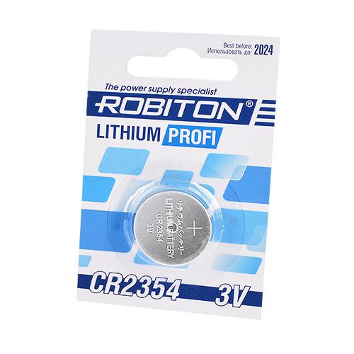 Батарейка Robiton Profi R-CR2354 (Li-MnO2, 3V, 550mA)