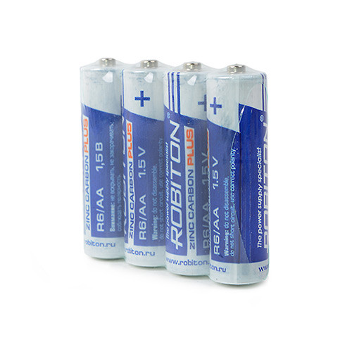 Батарейка Robiton Plus AA