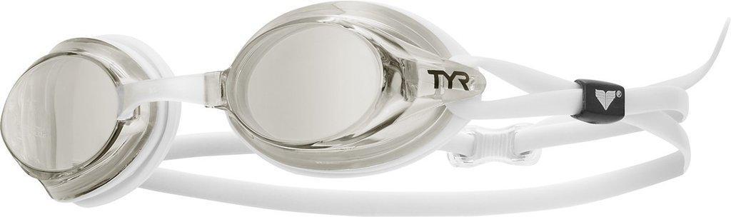 Очки для плавания TYR Velocity Mirrored 150