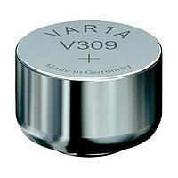 Батарейка серебряно-цинковая часовая VARTA 309