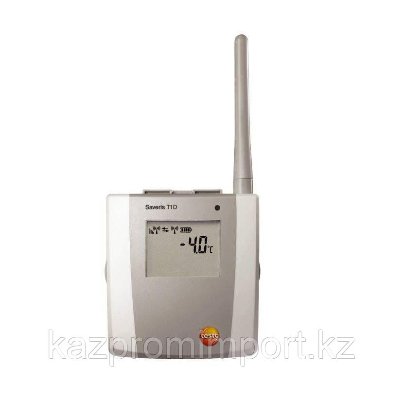 Testo Saveris T1 D - 1-канальный радиозонд температуры, с дисплеем