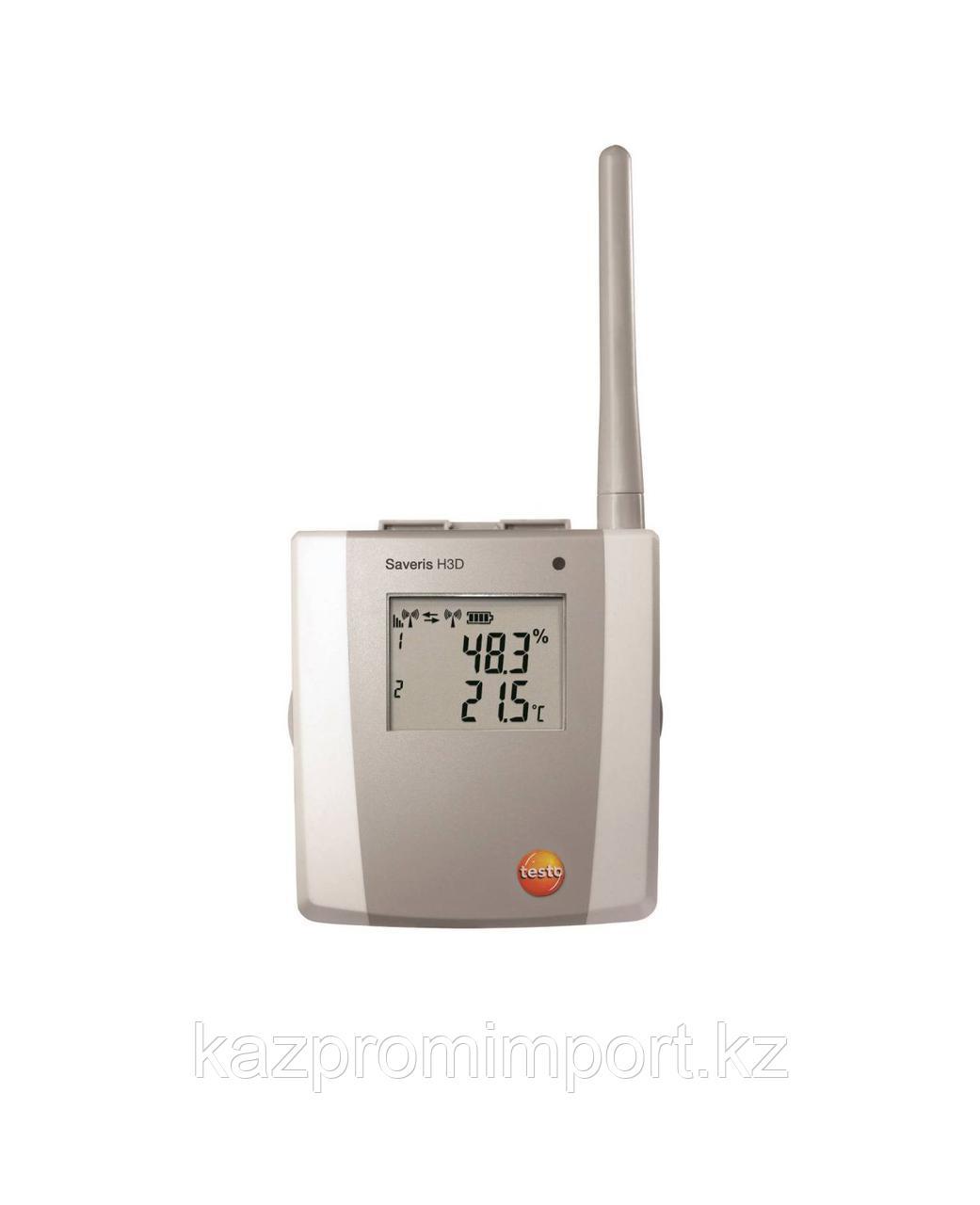 Testo Saveris H3 D - 2-х канальный радиозонд температуры/влажности, с дисплеем