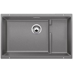 Кухонная мойка под столешницу Blanco Subline 700-U Level (730x460 мм) алюметаллик