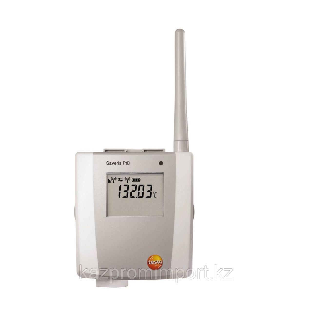 Testo Saveris Pt D - 1-канальный радиозонд температуры, с дисплеем
