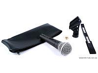 Микрофон вокальный динамический Shure SM58-SE с выключатеем