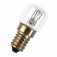 Лампочка  для холодильника GE P1 25W Cl E14 прозрачная, фото 1