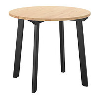 Стол ГАМЛАРЕД светлая морилка ИКЕА, IKEA, фото 1