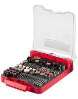 Набор мини-насадок ЗУБР для гравировальных машин, 238 предметов