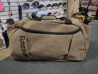 Спортивная сумка Reebok (с usb выходом)