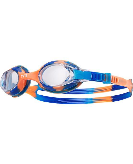 Детские очки для плавания TYR Swimple Tie Dye 492
