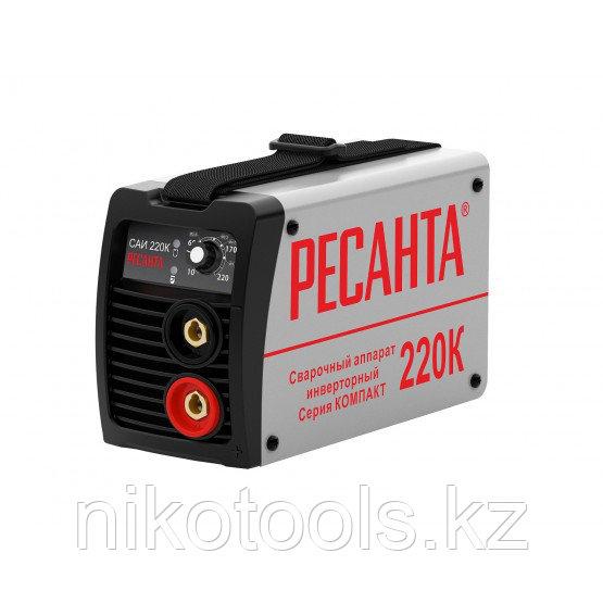 Сварочный аппарат инверторный САИ 220К (компакт) в Караганде