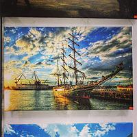 Картина «КОРАБЛЬ 11»70х50